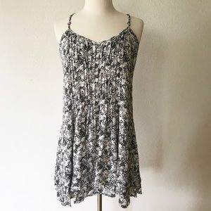 Sanctuary Floral Mini Dress